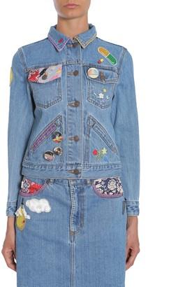 Marc Jacobs Short Denim Jacket