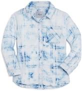 Rails Girls' Hudson Faded Button Down Shirt