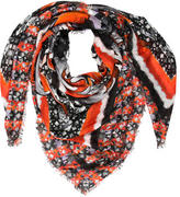 Peter Pilotto Multicolored Printed Scarf