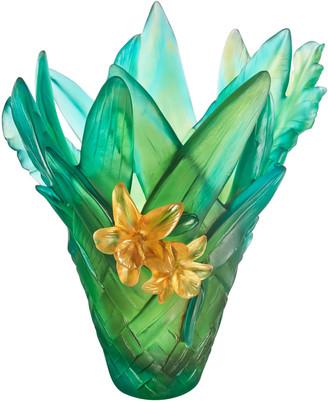 Daum Tressage Large Vase