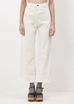 Rachel Comey dirty white legion pant