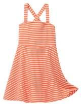 Toobydoo Avalyn Striped Skater Dress (Toddler, Little Girls, & Big Girls)