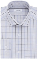 Calvin Klein Slim Fit Patterned Dress Shirt