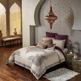 Blissliving Home Bahia Palace King Duvet Cover Set in Ivory