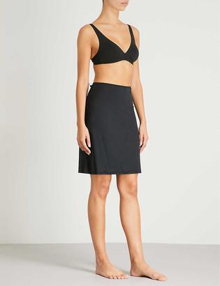 Hanro Deluxe satin slip skirt