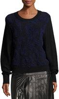 Public School Nisa Long-Sleeve Knit Sweater