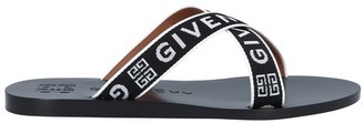 Givenchy Criss Cross flat sandals