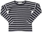 Sweater Aus Woll/Alpakamischung Mit Streifen