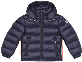 Moncler Enfant New Gastonet down jacket