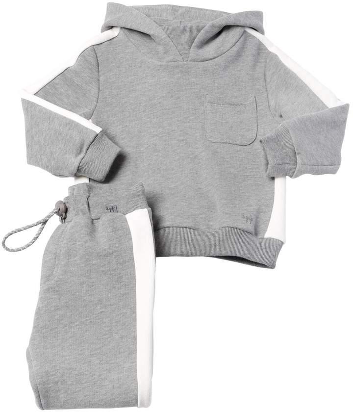 Il Gufo Cotton Sweatshirt Hoodie & Sweatpants