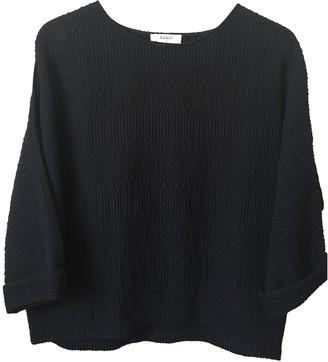 BA&SH Bash Navy Wool Knitwear for Women