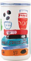 """Kate Spade All in Good Taste Pretty Pantry 12"""" Stoneware Canister"""