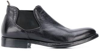 Alberto Fasciani Elasticated Ankle Boots
