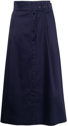Patrizia Pepe High-Waisted Skirt