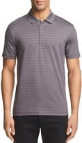 BOSS GREEN C Firenze Shadow-Stripe Slim Fit Polo Shirt