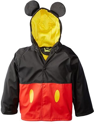 Western Chief Mickey Mouse Rain Coat (Toddler/Little Kids) (Red) Boy's Coat