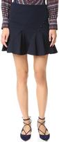 Derek Lam 10 Crosby Flared Miniskirt
