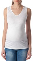 Pietro Brunelli Women's 'Tea' Maternity Tank