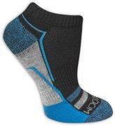 Fruit of the Loom Big Boy's 6 Pack Athletic Low Cut Socks