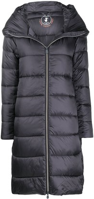 Save The Duck Irisy hooded padded coat