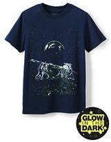 Classic Toddler Boys Glow in the Dark Graphic Tee-Bird Friends