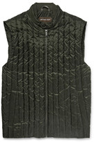 Michael Kors - Quilted Water-repellent Shell Down Gilet