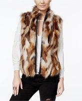 GUESS Kielo Faux-Fur Vest