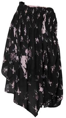Preen Line 3/4 length skirt