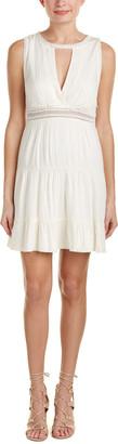 Sandro Rush A-Line Dress