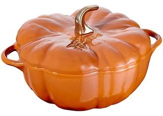 Staub 5-Quart Pumpkin Cocotte with Cover