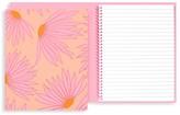 Kate Spade Falling Flower Concealed Spiral Notebook