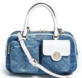 GUESS Wilson Box Satchel