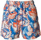 Etro paisley swimming shorts