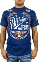 Affliction Fast Times Short Sleeve T-Shirt M