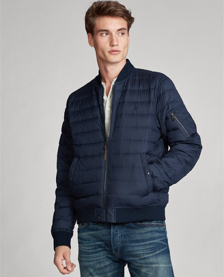 Ralph Lauren Packable Bomber Jacket