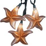 Kurt Adler 10-Light Starfish Christmas Light Set - Indoor & Outdoor