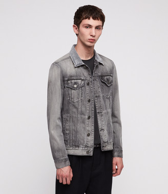 AllSaints Grafton Denim Jacket