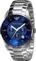 Giorgio Armani Emporio Sport Steel Chronograph Dial Men's Watch #AR5860