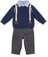 Miniclasix Sweater Layette Set, Size 6-24 Months