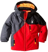 Spyder Mini Ambush Jacket (Toddler/Little Kids/Big Kids)