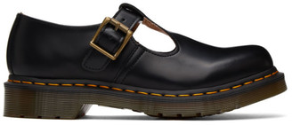 Dr. Martens Black Polley Oxfords