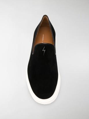 Giuseppe Zanotti Dawson slip-on sneakers