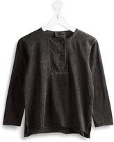 Lost And Found Kids - placket top - kids - Cotton - 6 yrs