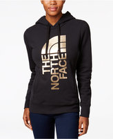 The North Face Trivert Foil Logo Hoodie