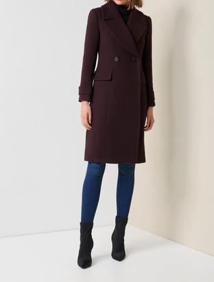 Ever New Sally Wrap Coat