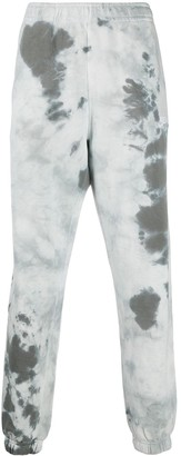 Nike Club Fleece tie dye track pants