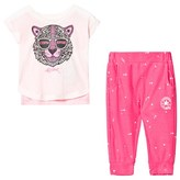 Converse Pink Printed Graphic 2 Piece Play Set