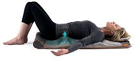 Homedics Air Comperssion Back Stretching Mat