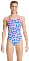 Funkita Girls Sweet Swimmer Single Strap One Piece