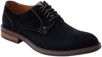Vionic Men's Suede Lace Up Shoes - Bowery Graham